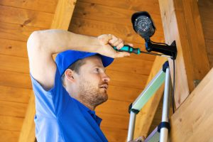 Video surveillance and commercial security camera installer