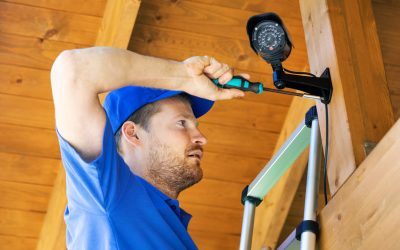 The Importance of Correct Security Camera Installation