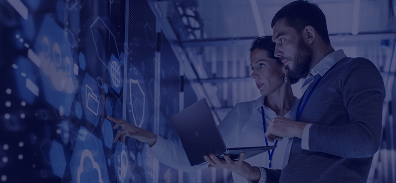Digital Transformation is affecting every industry.  Is your business falling behind?