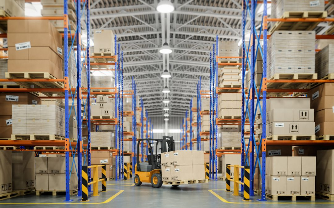 The Best Practices in Video Surveillance Systems for Warehouses